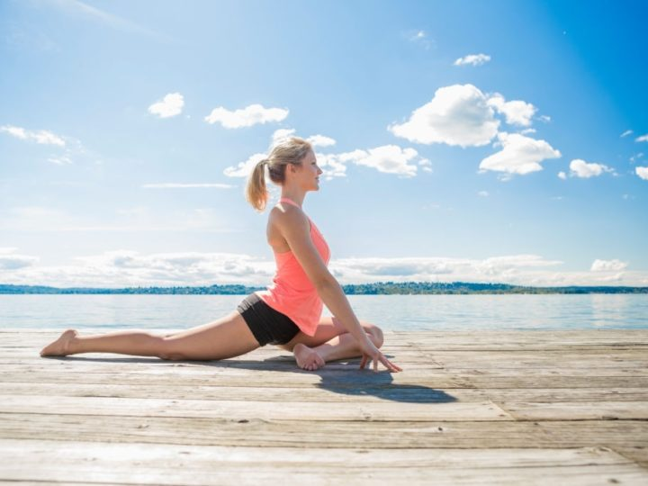 How to Do Pigeon Pose (Eka Pada Rajakapotasana) In Yoga