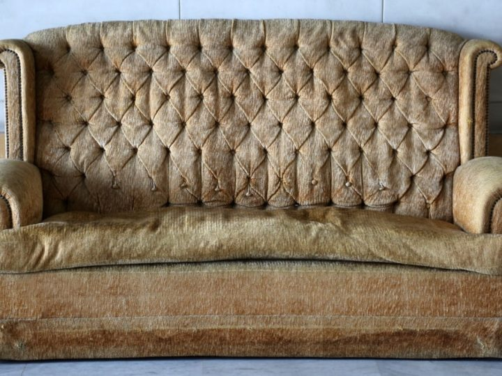 Learn When to Reupholster an Old Sofa