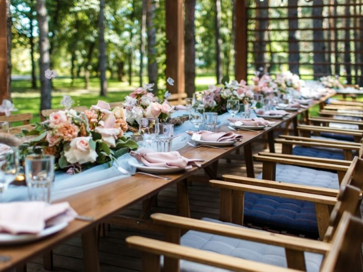 How to Choose Wedding Decor Guide
