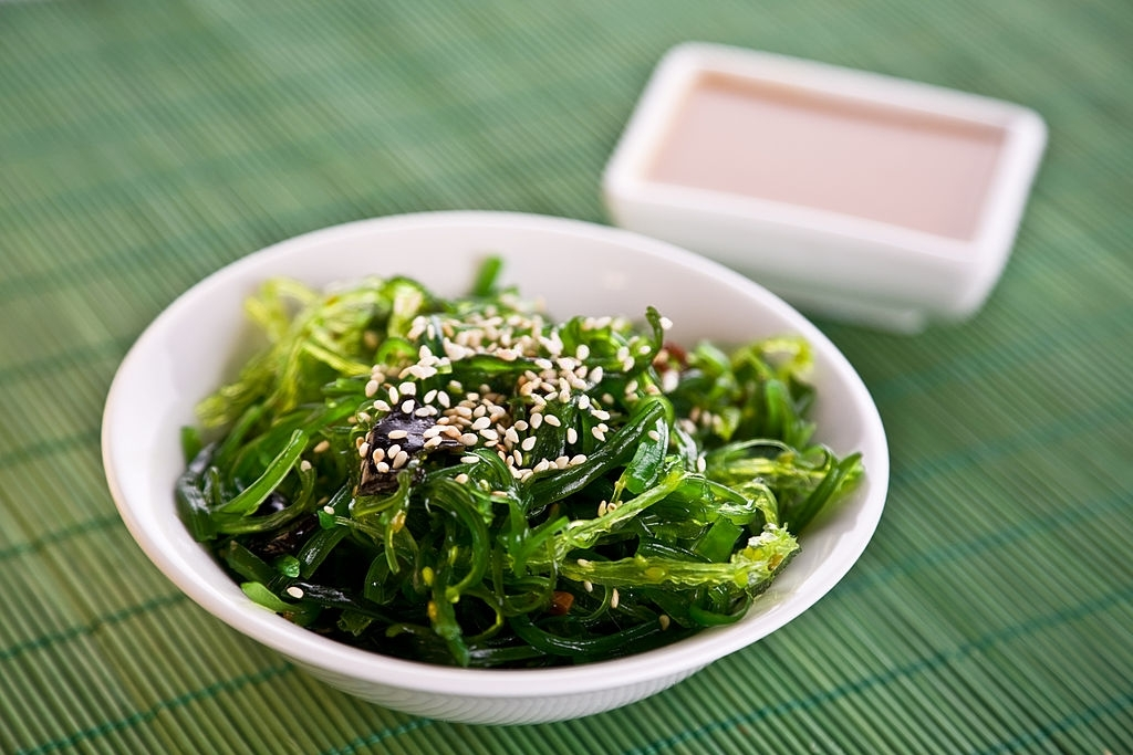 health benefits of eating seaweed