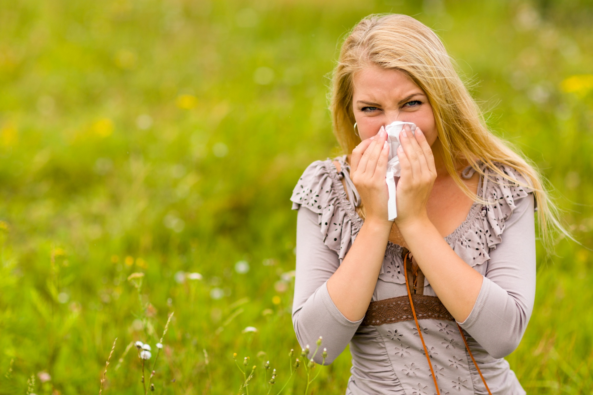 Year round allergies causes