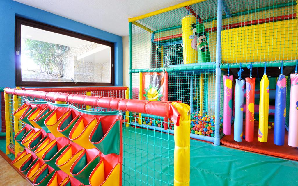 Kids Jungle Gym