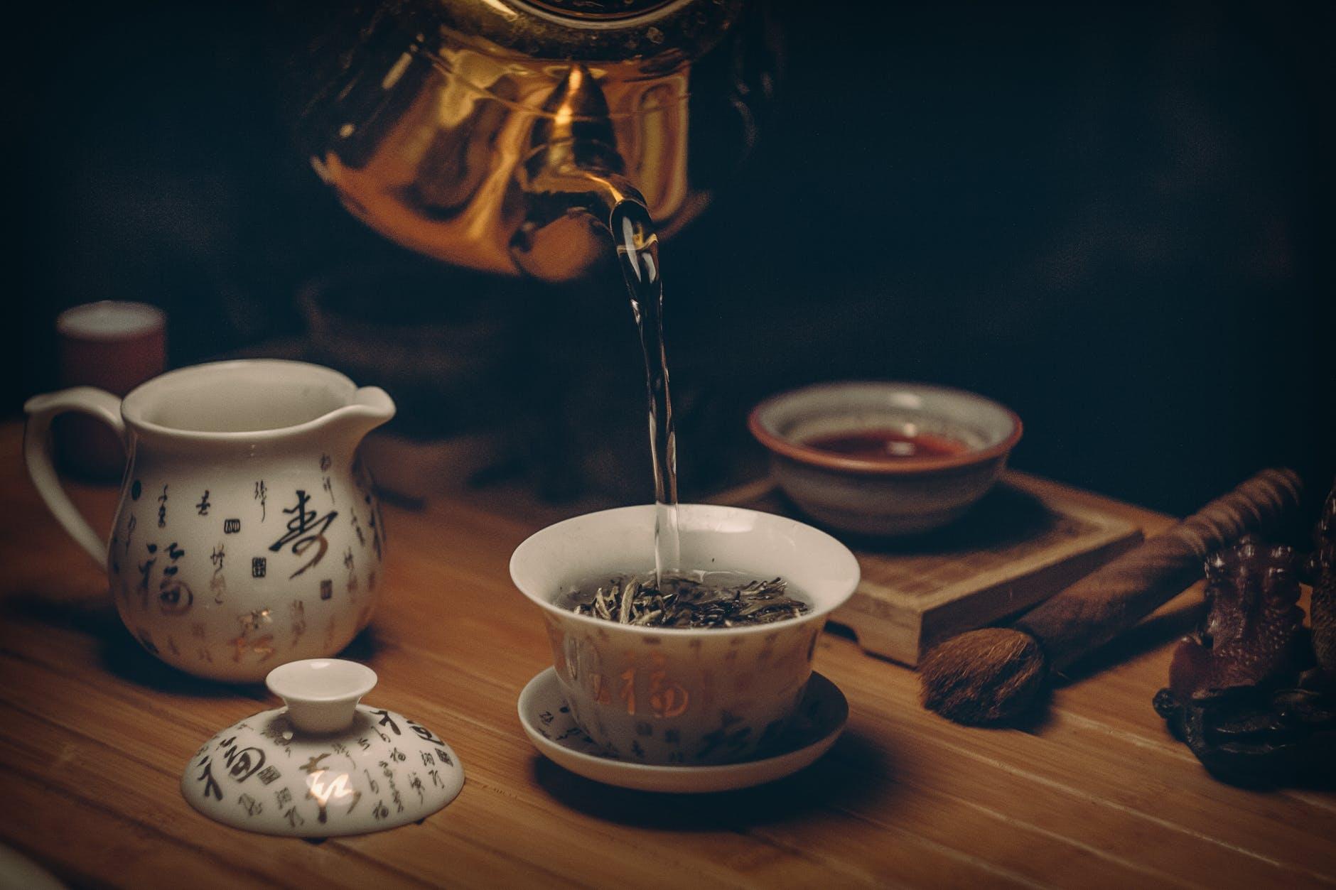 Pu-Erh Tea Benefits