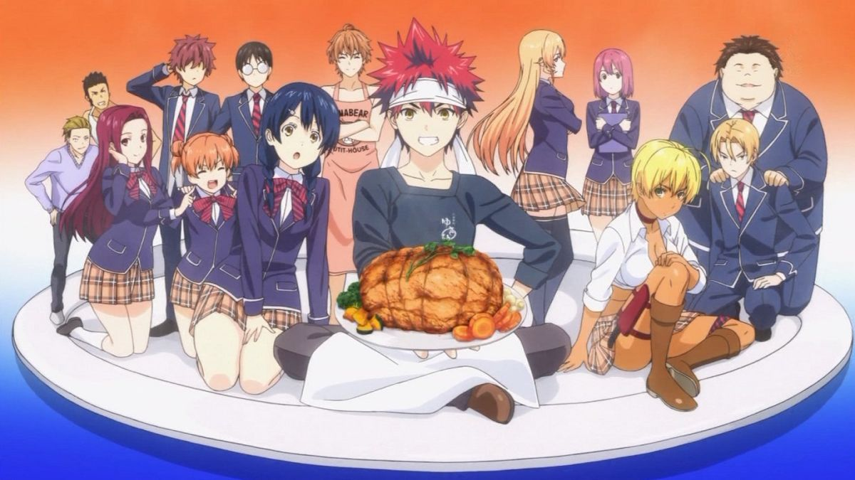 Animes to watch on netflix