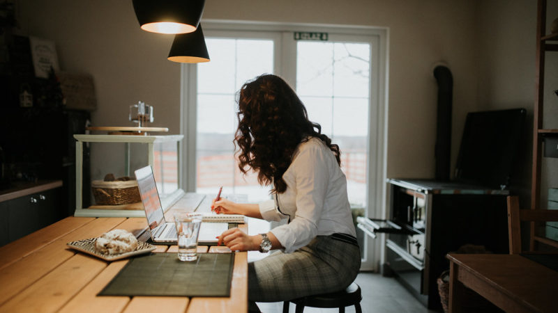 Simple Solutions For Improving The Work From Home Ergonomics