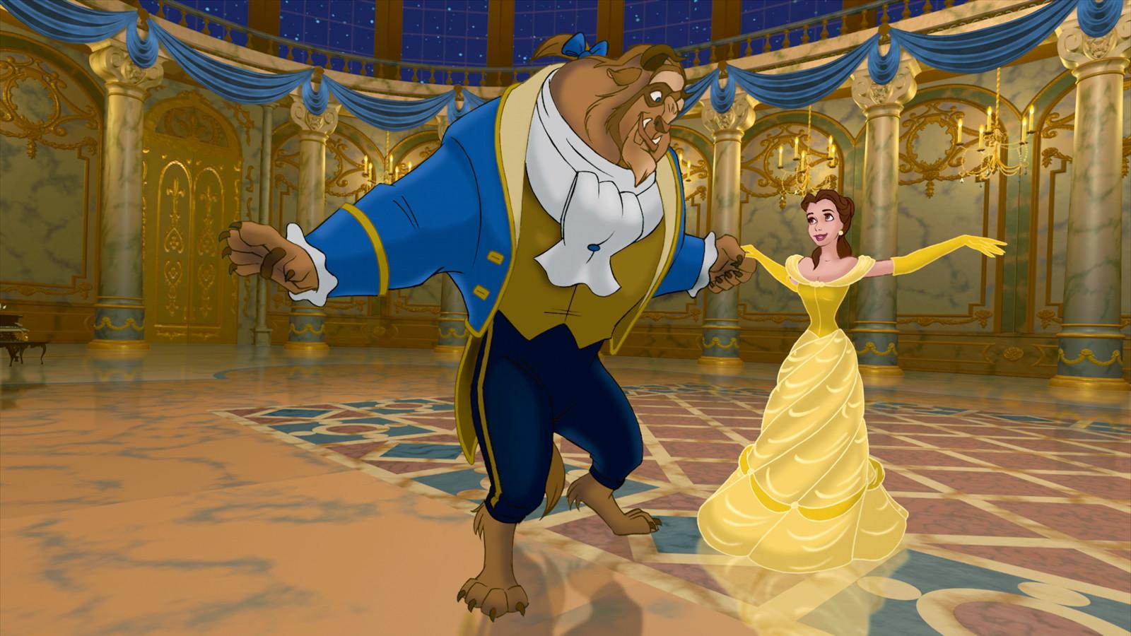 Disney princess movies list