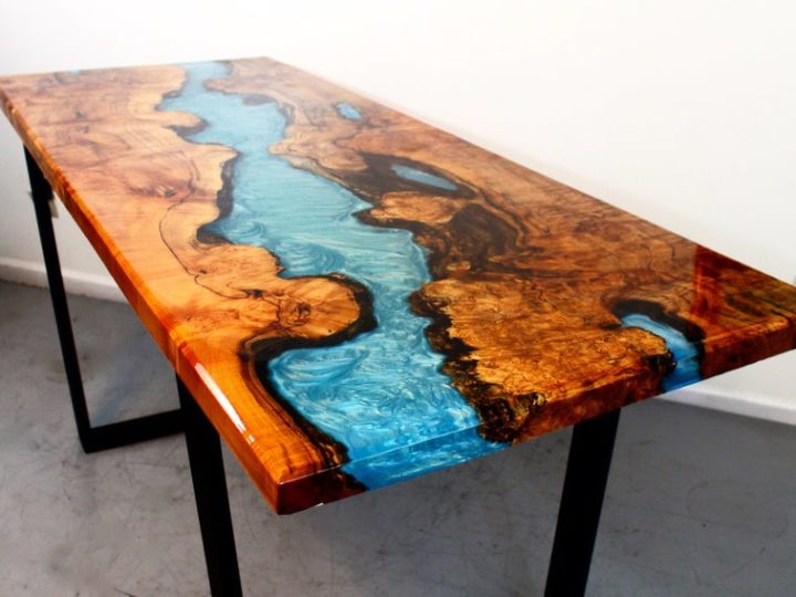 Epoxy Coffee Table: Why You Should Get One For A Fanciable Home Decor