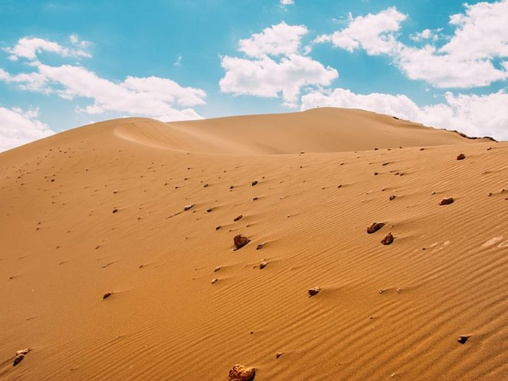 Top 5 Biggest Deserts In The World