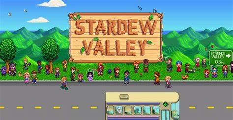 Stardew Valley woodskip