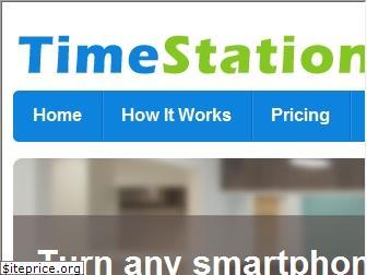TimeStation login