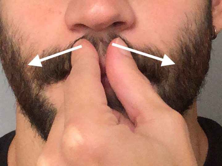 Use Of Mustache Wax for the First Time