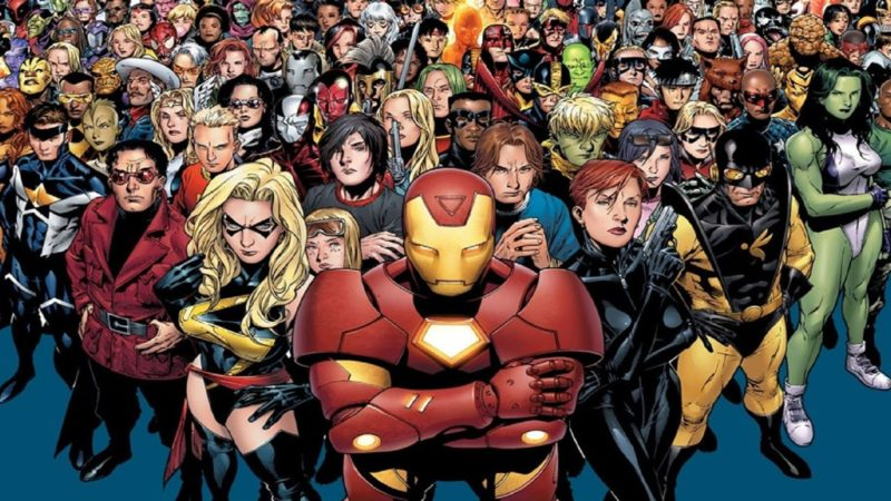 Strongest Marvel Characters
