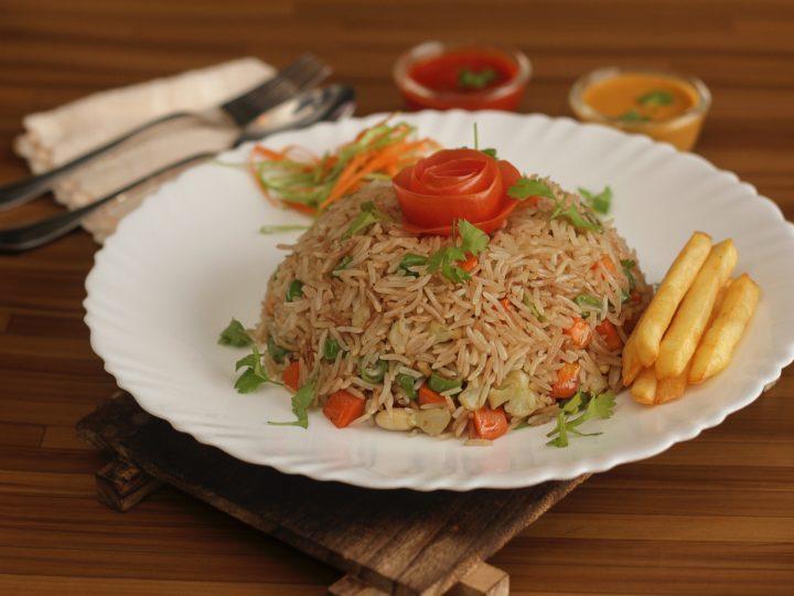 Best Fried Rice Recipe With A Twist