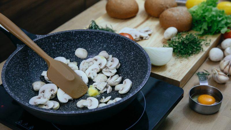 chestnut mushroom recipe
