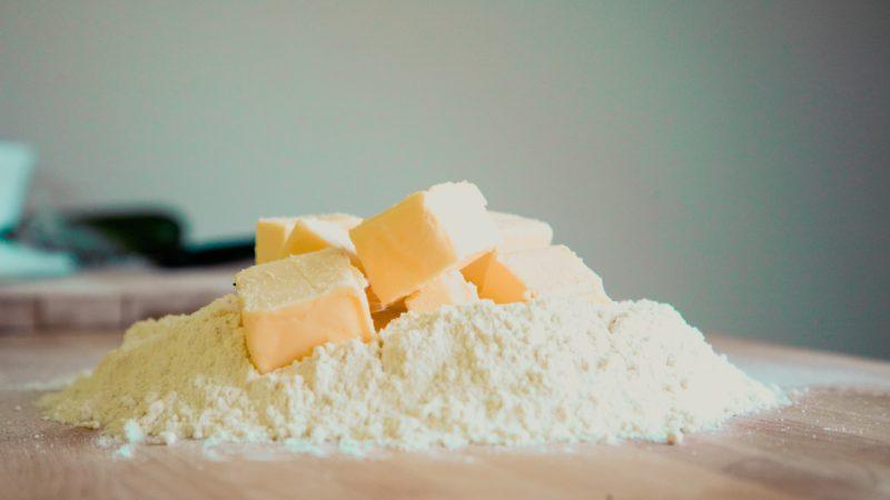 butter is gluten free
