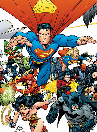 The Strongest DC Characters