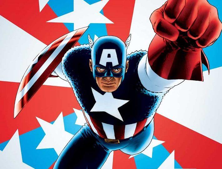 Marvel Legend Captain America