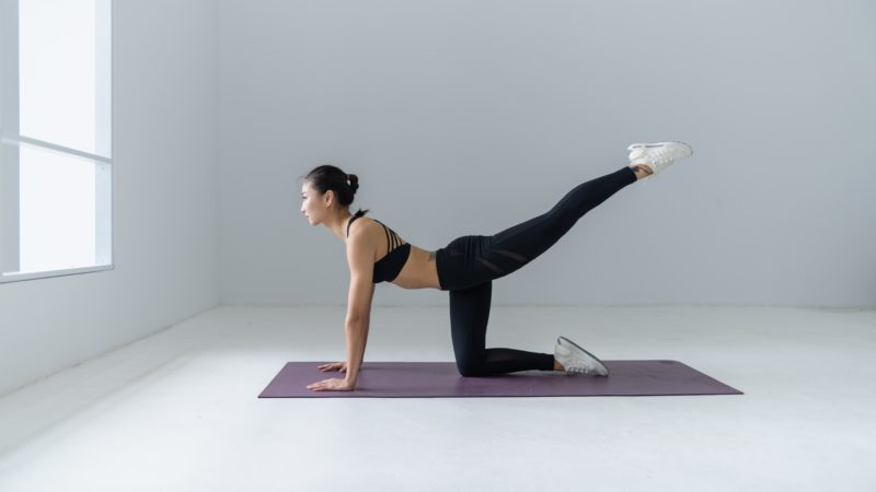 does yoga build muscle