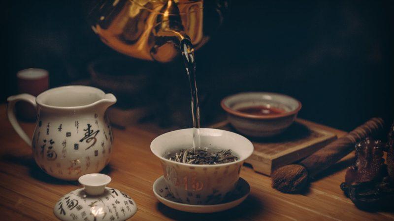Stress Relief Tea Recipes