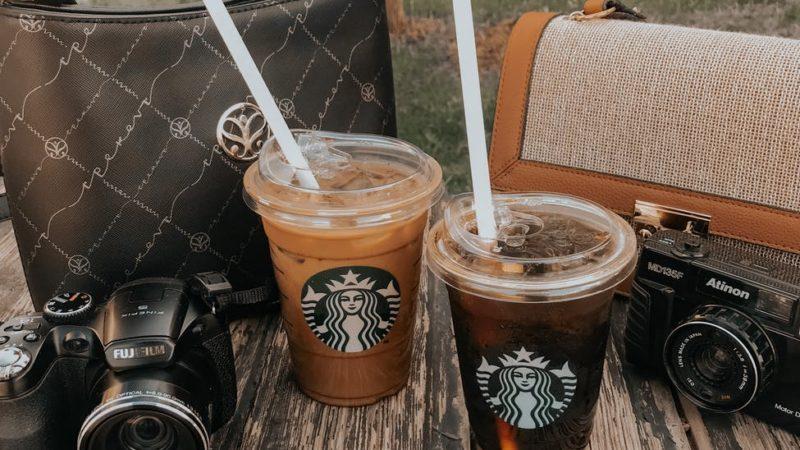 Starbucks Fall Drinks